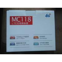 4G VOIP LTE CPE Router with SIM Card slot, 2 external antenna, 2 RJ11