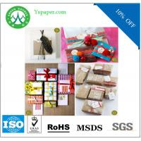 China sell stocklot tissue paper jewelry box packing tissue wrapping paper on sale