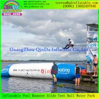 Buy Free Shipping And Crazy Price!!! High Quality Water Games Inflatable Blob Water Toy Sale at wholesale prices