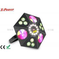 Quality 0.5W 5 in 1 RGBUV Effect Led Disco Lights For Home , LED Mushroom Lights for sale