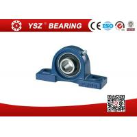 Buy Removal Double Structure Seal Pillow Block Bearings InterChangeable Solid Base UCP202 Steel Cage at wholesale prices