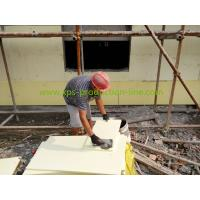 Quality CO2 700Kpa Green Extruded Polystyrene Foam Board for Heavy Load Industrial Floor for sale
