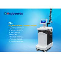 Quality Vertical Co2 Fractional Laser F7 Acne Scar Removal Machine Fractional   /   Normal Mode for sale