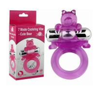 Quality Training Sleeves 7 Frequency Penise Ring Delayed Covers For Man Cock Rings for sale