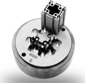 Quality H13 Steel Aluminium Die FOB DDU EXW Incoterm Polishing Surface Treatment for sale