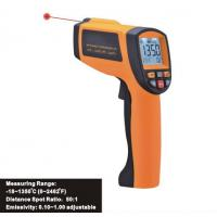 Quality Infrared temperature instrument, safe non-contact Laser Infrared Thermometer IR1350 for sale