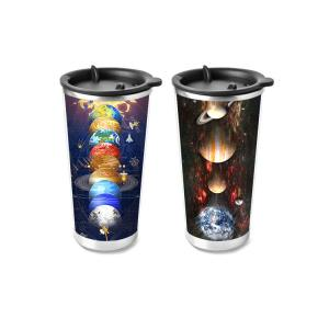 Quality 450ml PP Cup 3D Lenticular Printing Service For Promotion Gifts for sale