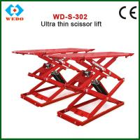 Quality Ultra-thin small scissor lift for sale