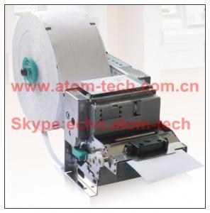 Quality New Original ATM part Wincor Nixdorf ATM machine parts 1750189334 Wincor Receipt Printer TP13 BK-T080II 01750189334 for sale