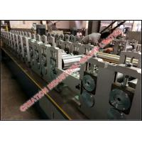 Quality Light Steel Stud And Track Roll Forming Machine for U Runner / U Track , 0.4-1.0 mm thickness for sale