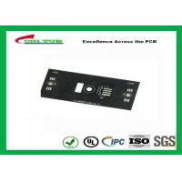 Quality Prototype PCB Aluminum Base Board Single Side 1.6mm Milling PCB Surface  HASL for sale