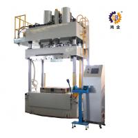 100T - 2000T Four Column Hydraulic Press Machine For Sheet Metal And SMC Product