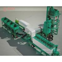 Buy Dupong Bag Two - Step Dust Collection Mobile Asphalt Plant With Sturdy Automotive Chassis at wholesale prices