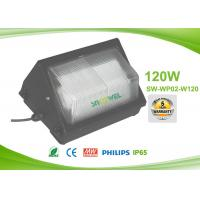 Quality Cool White 120 watts led outdoor area flood light wall pack fixtures for architecture for sale