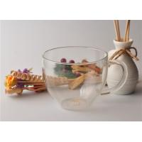 Buy Pyrex Double Wall Glass Tea Infuser , Double Walled Thermo Glasses at wholesale prices