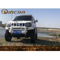 Quality Off Road Front Bumper Auto Car Steel Front Bumper Guard Replacement for sale