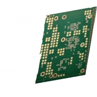Quality 1.60mm High Frequency Rigid Circuit Boards With GREEN Solder Mask for sale