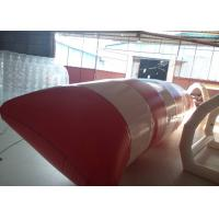 China Durable Large Inflatable Water Toys Water Catapult Blob With Logo Printing on sale