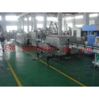 Quality Old Wine Bottle Washer Machine / SUS 304 Fully Auto Label Removing Machine for sale