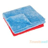 Quality Edgeless Plush Microfiber Towels Lint Free, Ultra Soft,Durable, Scratch-Free, Super Absorbent for sale