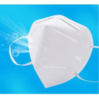 Quality GB2626-2006 Approved KN95 Disposable Folding Non-Valve 5 Layer Auti-dust Non-woven Mask KN95 Protective Mask KN95 Dust for sale
