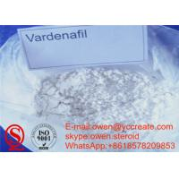 Quality Vardenafil Powder Male Sex Hormones Homebrew Levitra Anti ED Capsule Raw Source for sale