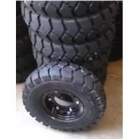 Quality Trailer Tractor Solid Forklift Tires Wear Resisting Environmentally Friendly for sale