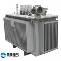 Quality Anti Lightning Impulse Oil Immersed Distribution Transformer 11 KV - 630 KVA for sale