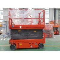 Buy Extendable Electric Aerial Reclaimer Steel With 11.8m Lifting Height at wholesale prices