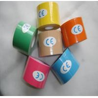Buy cheap Cotton Water Resistant Strong Athletic Kinesiology tape sports tape from wholesalers