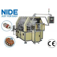 Buy Full Automatic Double Flyer Rotor Armature Winding Machine 2.0KW 1500r/Min at wholesale prices