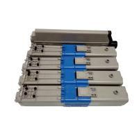 Quality Remanufactured for OKI 44469804/ 44469722/ 44469723/ 44469724 Color Toner Cartridges for sale