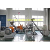 Quality Economic Single Screw Extruder 135MM For Styrofoam Insulation Sheets for sale