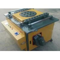 China Construction Rebar Cutting And Bending Machine , 3KW Steel Rod Bending Machine on sale