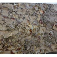 Quality Chocolate Bordeaux Granite Stone Slabs Features Cappuccino Blocks Natural Stone for sale