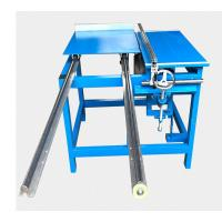 Quality MJ243 plywood cutting machine sliding wood vertical table panel saw for sale for sale