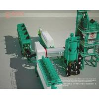 Buy 7 Standard Trucks Mobile Asphalt Plant Variable Installation Options at wholesale prices