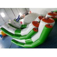 Quality Giant Inflatable Water Seesaw Water Floating Totter PLD - SA Easy Operation for sale