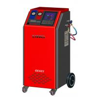 Quality Car R134a Refrigerant Air Conditioning Recycling Machine / AC Station 220V for sale