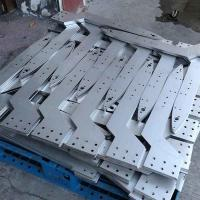 Quality Turret Punching Bending Stainless Steel Fabrication General Metal Components for sale