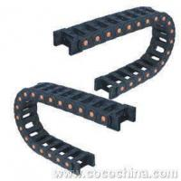 China Plastic cable drag chain on sale