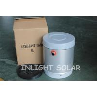 China Low Pressure Solar Water Heater Parts , 5L PVDF Auxiliary Water Heater on sale