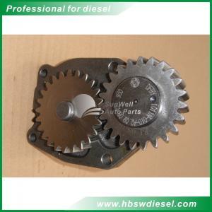 Quality Cummins diesel engine parts 6BT Oil Pump 1011N-010-A2  A3906414  4935792 for Original / Aftermarket for sale