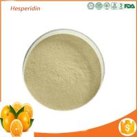 Buy cheap Hesperidin Brown Powder Citrus Aurantium Extract Use As Intermediates from wholesalers