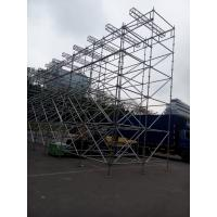 Buy Outdoor Events Line Array Speaker Truss Assembly Easy To Use at wholesale prices