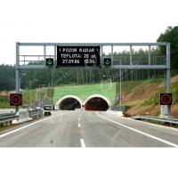 China VMS Software Led Variable Traffic Speed Limit Led Display on sale