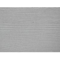 Quality Smooth Wood Grain Fiber Cement Board , Fibre Cement Sheet Cladding For Building for sale
