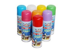 Quality 500ml 400ml 250ml Outdoor Fake Snow Spray For Birthday Party Event for sale