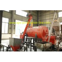 Quality High Capacity Freon Free XPS Production Line 75T / 200 For Polystyrene Foam Sheets for sale