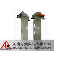 China Yukuang New Type Barite Plate Chain Bucket Elevator for Construction on sale